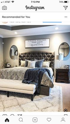 Bedroom Ideas For comfy to relaxing decor, decor post stamp 6990381982 - Most stunning answers to produce a comfortable to a truly sensational vibe . This incredibly lovely diy home decor bedroom ideas awesome example posted on this day 20181225 , Master Bedroom Bathroom, Master Room, Master Bedroom Makeover, Master Bedroom Design, Dream Bedroom, Home Decor Bedroom, Bedroom Ideas, Master Bedrooms, Master Suite