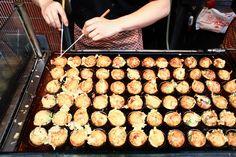 Osaka's Top 3 Must-Eat Street Food