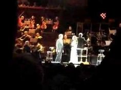 """You and I"" from Chess the Musical, performed by Josh Groban and Idina Menzel"