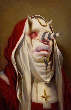The Red King by Michael Hussar