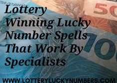 Lottery Winning Lucky Number Spells That Work By Specialists - Lottery Lucky Numbers Spells Love Spell That Work, Change Is Good, Need Money, Way To Make Money, Number Spelling, Money Spells That Work, National Lottery, Attract Money, Lucky Number