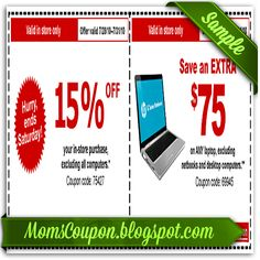 Staples coupons in store canada