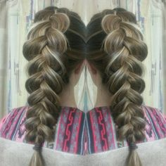 Pin for Later: Pancaking Is the No-Fail Technique For the Best Braids Ever