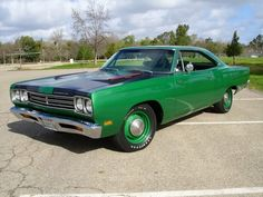 ◆1969 Plymouth Roadrunner◆