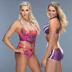 Take a look at the evolution of your favorite WWE Superstars, from Becky Lynch and Seth Rollins to The Miz and Bayley, with photos from their first WWE photoshoot and their most recent one. Wrestling Divas, Women's Wrestling, Seth Rollins, Wwe Superstars, Charlotte Flair Wwe, Dallas Cheerleaders, Wwe Pictures, Then And Now Photos, Wwe Women's Division