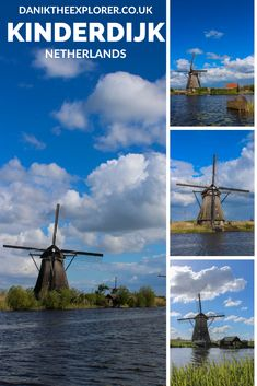 Usually when I tell people what to do and see in the #Netherlands and I mention the word 'Kinderdijk', I usually get a confused look. Then I say hundreds of windmills in one area and their faces seem to lift. #Kinderdijk is one of those places which for me symbolises the country as well as tulips, clogs and cheese. I would put a visit to the Kinderdijk when planning a trip to the Netherlands, especially when visiting the capital #Amsterdam and it is so easy to do.