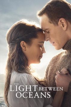 "Michael Fassbender & Alicia Vikander in ""The Light Between   Oceans"" (2016)"