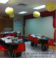 Hollywood Classroom theme Schoolgirl Style1