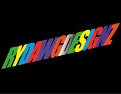 """Check out new work on my @Behance portfolio: """"Ry.Dawg_Designz Logo Colour"""" http://be.net/gallery/51345195/RyDawg_Designz-Logo-Colour"""
