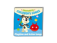 Favourite Children's Songs - Playtime & Action Songs Tonie