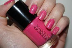 Nail Challenge day 17 glitters BeautyChef