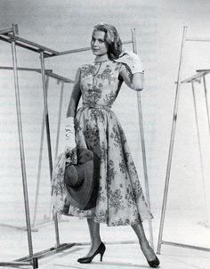 Grace Kelly in Rear Window