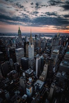 Manhattan, New York City. Someday!