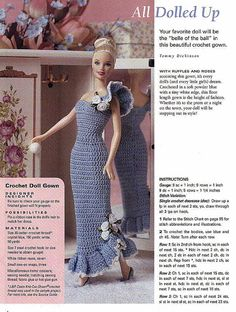 Fashion Doll clothing - Carey Richards - Álbumes web de Picasa