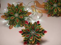 Ozdoby do vlasov - Vianočná hviezda do vlasov .... na fotenie - 6009244_