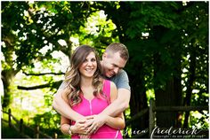 Jessica Frederick Photography Manistee Michigan Engagement Photographer : Holly + Dave Engagement Session