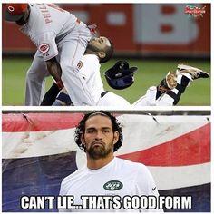 mark sanchez meme | Mark Sanchez: Best NFL Memes of the Week | The Fumble HAHA :D :D