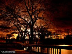 Sunset Feb 12 2012 by MyWorks Photography