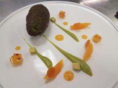 Avocat chocolat et orange