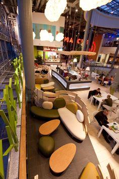 ZALEWSKI ARCHITECTURE GROUP - Project - Foodcourt area in FORUM Shopping Centre - Image-15