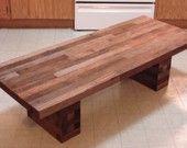 Reclaimed Barn Wood Table