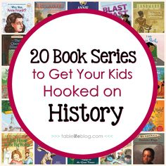 20 Book Series to Get Your Kids Hooked on History - Kids Audio Books - ideas of Kids Audio Books - A book series is a great way to get your child reading and learning at the same time history books for kids are an easy way to make that happen. Book Series For Boys, Audio Books For Kids, Genre Activities, History Books For Kids, Read Aloud Books, Children's Books, Kid Books, Kids Library, Kids Reading