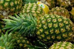 Pineapple Reduces Inflammation