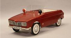Von diesen klassischen Tretautos träumen nicht nur Kinder...   Classic Driver Magazine