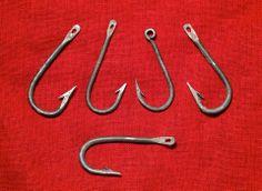 Fishing hooks, 10th C York