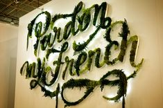 Project vegetal-identity | Awesome Design Inspiration