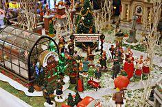 miniature christmas villages - Google Search
