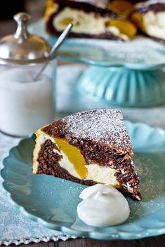 Tvarohové řezy s ovocem Kefir, Cooking Recipes, Pudding, Sweets, Desserts, Homeland, Pineapple, Food, Tailgate Desserts