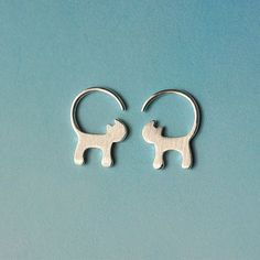 """""""Cats on My Mind"""" Earrings - Forever Purrfect"""