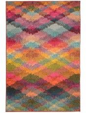 Teppich Liguria Multicolor