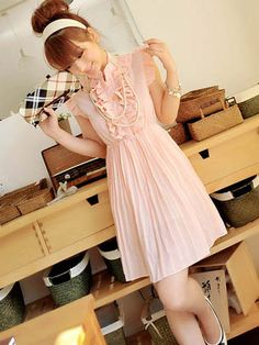 sweet casual dresses 0614