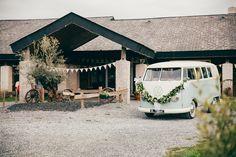Domaine de la Ruade Be Happy photo - Nantes Van Volkswagen mariage