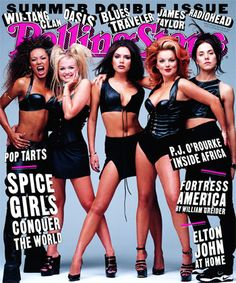 Spice Girls Rolling Stone