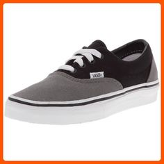 U Authentic Pop, Sneakers Basses Mixte Adulte - Noir ((Pop) Black/b, 35 EUVans