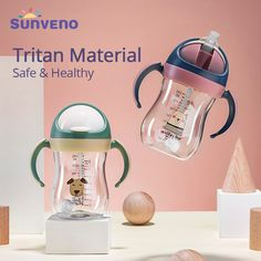 Buy Best Baby Bottles with handles For Newborns. at Kids and Mom Shop. So you can enjoy safe shopping with secure return and refund policy. Kids Bottle, Water Bottle, Anti Bloating, Best Baby Bottles, Baby Dishes, Solids For Baby, Baby Eating, Bottle Packaging, Toys