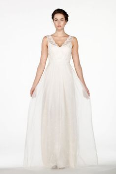 Romantic and Ethereal Wedding Gowns from Saja Wedding