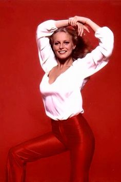 Cheryl Ladd, Beautiful Celebrities, Beautiful Actresses, Beautiful Women, Female Actresses, Actors & Actresses, Robert Sean Leonard, Kate Jackson, Disco Pants