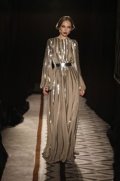 Nicholas Oakwell Couture Fall 2012