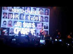 Concert Ait Menguellet, Entrée sur scène [Zenith 11 Janvier 2015] [Vidéo...