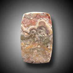 Crazy Lace Agate Cabochon  Laguna Cab by xaosart on Etsy