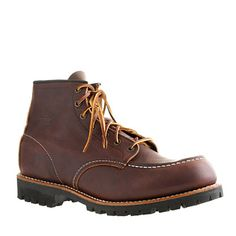Red Wing® for J.Crew rugged classic boots - Red Wing Shoes - Men's j.crew in good company - J.Crew