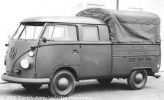 vw t1 military | VW T1 M265 - Danish Army Vehicles Homepage