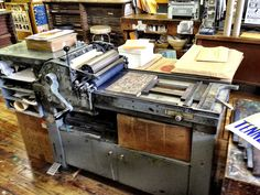 My trip to Hatch Show Print #HatchShowPrint #Letterpress #Woodtype #Posters