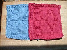 BabyCloth by shirleyknits2003, via Flickr