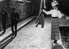 Still Of Jeanne Moreau In Jules Si Jim Large Picture Henri Serre