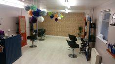 My new wer salon